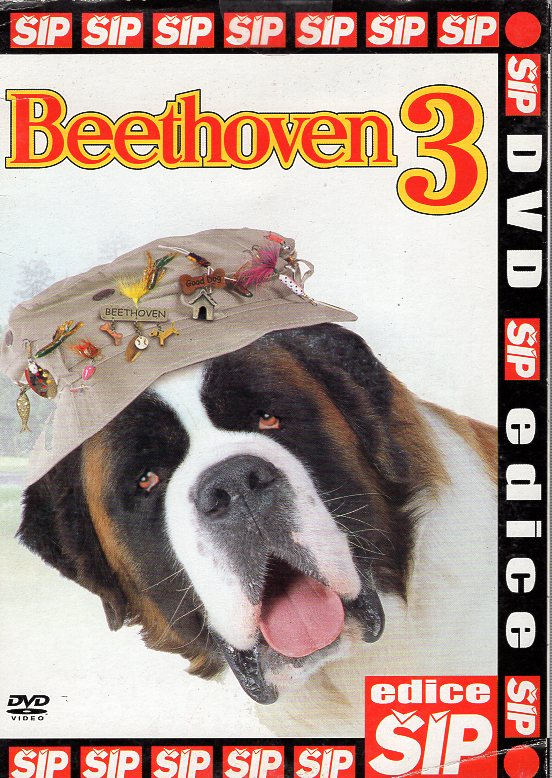 Beethoven 3 DVD