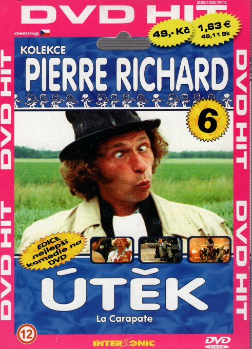 Útěk - Pierre Richard DVD 6