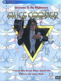 Alice Cooper - Welcome To My Nightmare / v papíru