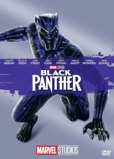 Black Panther - DVD - Edice Marvel 10 let