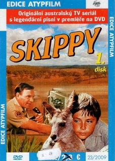 Skippy 1. disk DVD