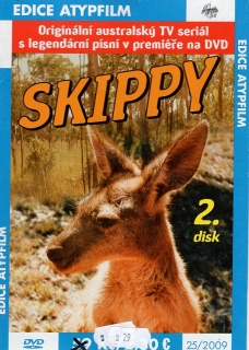 Skippy 2. disk DVD
