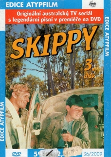 Skippy 3. disk DVD