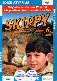Skippy 6. disk DVD
