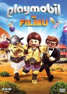 Playmobil ve filmu DVD
