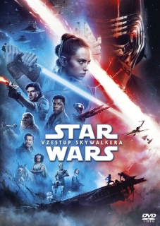 Star Wars: Vzestup Skywalkera DVD