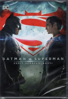 Batman vs Superman: Úsvit spravedlnosti DVD