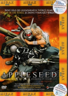 Appleseed DVD