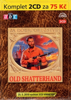 Old Shatterhand 2CD