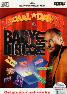Michal David & Baby Disco Party CD 1