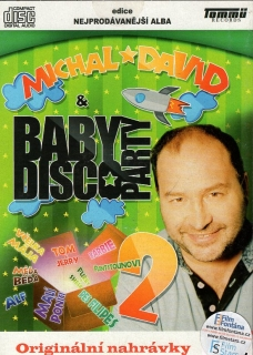 Michal David & Baby Disco Party CD 2