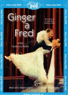 Ginger a Fred DVD