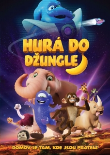 Hurá do džungle DVD