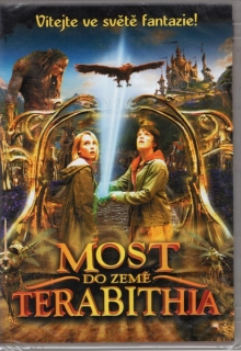 Most do země Terabithia DVD
