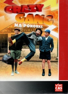 Crazy Gang na ponorce DVD