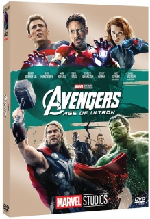 Avengers: Age of Ultron - DVD - Edice Marvel 10 let