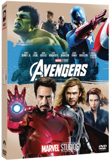 Avengers - DVD - Edice Marvel 10 let