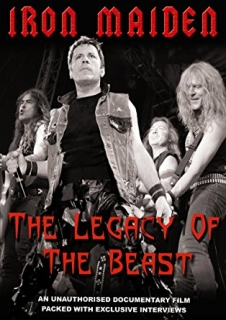 Iron Maiden The Legacy Of The Beast