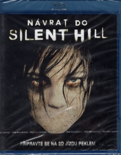 Návrat do Silent Hill 2D+3D / BD