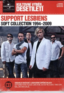 Support Lesbiens - Soft Collection 1994-2009 - CD / slim