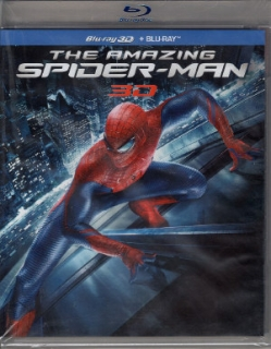 The Amazing Spider-Man 2D+3D / BD