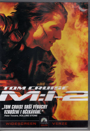 Mission Impossible II / Tom Cruise