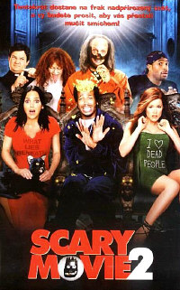 Scary movie 2 / v papíru