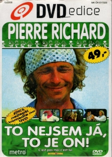 To nejsem já, to je on! - Pierre Richard DVD 12