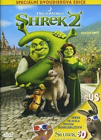 Shrek 2 - 2DVD (+ bonus ve 3D)