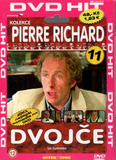 Dvojče - Pierre Richard DVD 11