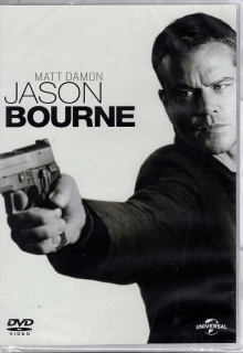 Jason Bourne DVD