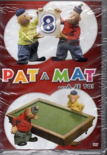 Pat a Mat ... A je to! DVD 8