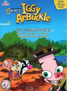 Iggy Arbuckle DVD 9 - Golf nebo orchideje